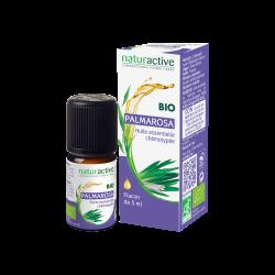 NATURACTIVE HUILE ESSENTIELLE Palmarosa BIO - 5 ml
