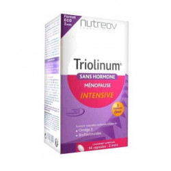 NUTREOV TRIOLINUM SANS HORMONE MÉNOPAUSE INTENSIVE 56 CAPSULES