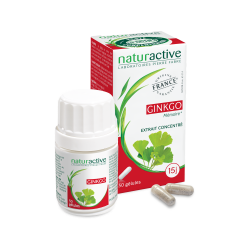 NATURACTIVE Ginko 30 Gélules