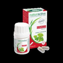 NATURACTIVE Ginkgo 60 Gélules
