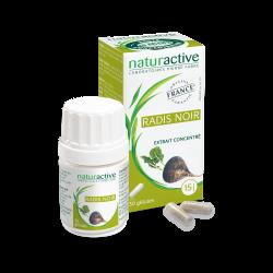 NATURACTIVE Radis Noir - 30 Gélules