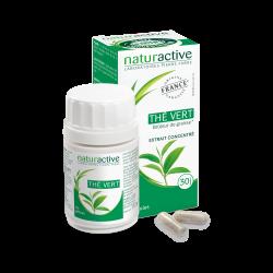 NATURACTIVE Thé Vert - 60 Gélules