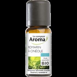 Le Comptoir Aroma Huile Essentielle Bio Romarin à Cinéole 10ml