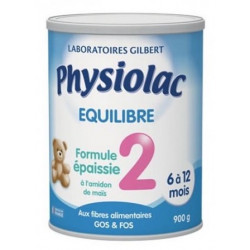 PHYSIOLAC LAIT EQUILIBRE 2 PDR900G