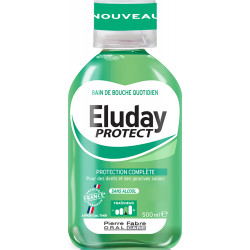 ELUDAY BAIN DE BOUCHE Protect 500ml