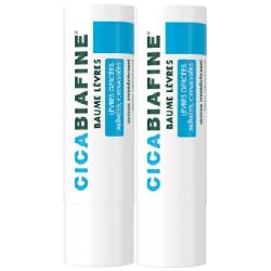 CICABIAFINE Baume lèvres réparation intense Stick/4,8g Lot de 2