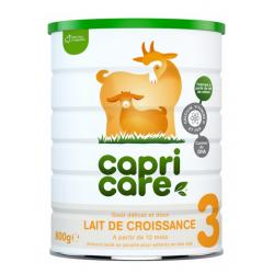 CAPRICARE 3 AGE Lait De Croissance 800G