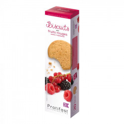 PROTIFAST 4:PM BISCUIT FRUIT ROUGE 16