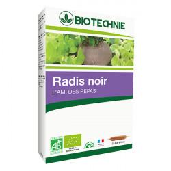 BIOTECHNIE Radis Noir Bio 20x10ml Ampoules