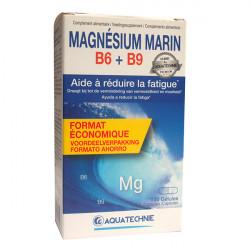 BIOTECHNIE AQUATECHNIE MAGNESUIM MARIN - B6 - B9 -100 Gélules