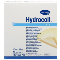 HYDROCOLL Pansements 10X10CM X10