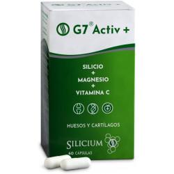 SILICIUM G7 ACTIV+ Silicium - 60 Comprimés