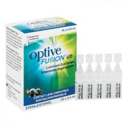 OPTIVE FUSION SOLUTION OCULAIRE - 30 Unidoses