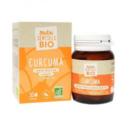 NUTRI'SENTIEL CURCUMA BIO CPR 30