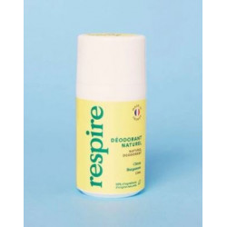 RESPIRE Déodorant Citron-Bergamote - 15Ml
