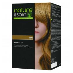 SANTE VERTE NATURE & SOIN COLORATION PERMANENTE Blond Clair 8N