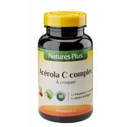 NATURE'S+ ACEROLA-Complex - 90 Comprimés