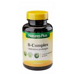 NATUREs PLUS B COMPLEX SURACT AP - 60 Comprimés