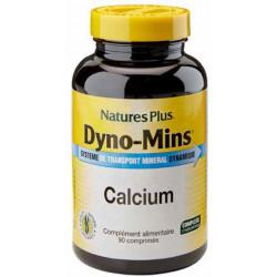 NATURE'S+ DYNO-MINS CALCIUM - 90 Comprimés