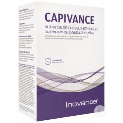 INOVANCE CAPIVANCE Cheveux & Ongles - 40 Comprimés