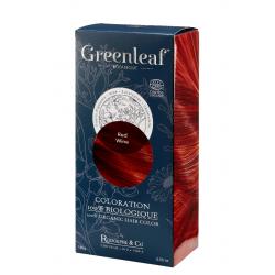 GREENLEAF BOTANIQUE Coloration BIO - Redwine