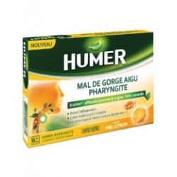 HUMER GORGE Miel Citron - 20 Pastilles à sucer