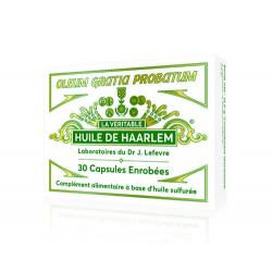 HUILE DE HAARLEM - 30 Capsules Enrobées
