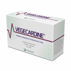 VEGECARDINE - 60 Gélules