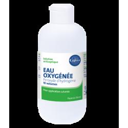 GIFRER EAU OXYGENEE Peroxyde d'Hydrogène 10 Volumes - 125ml
