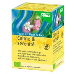 SALUS TISANE CALME & SERENITE - 15 Sachets
