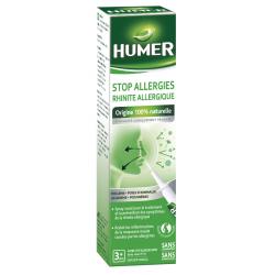 HUMER STOP ALLERGIES Rhinites Allergiques Spray Nasal - 20 ml