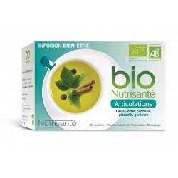 Bio Nutrisanté Infusion Articulations 20 Sachets