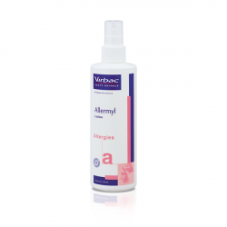 VIRBAC ALLERMYL LOTION Allergies Animaux 250ML