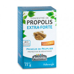 ARISTEE PROPOLIS EXTRA FORTE de Peuplier - 40 Capsules