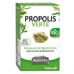 ARISTEE PROPOLIS VERTE - 40 Gélules