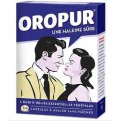 OROPUR Haleine - 50 Capsules