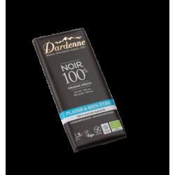 DARDENNE TABLETTE CHOCOLAT NOIR 100% - 70G