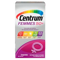 CENTRUM WOMEN 50+ Advanced Vitamines - 30 Comprimés