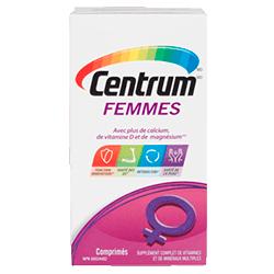 CENTRUM WOMEN Vitamines - 30 Comprimés