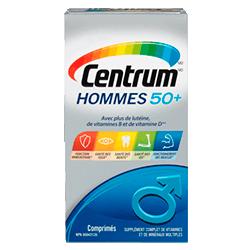 CENTRUM MEN 50+ Advanced Vitamines - 30 Comprimés