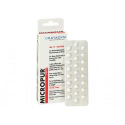 MICROPUR Forte Mf1T Comprimés Désinfectants - 100 Comprimés